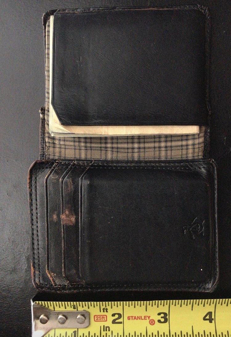 Prescott old wallet