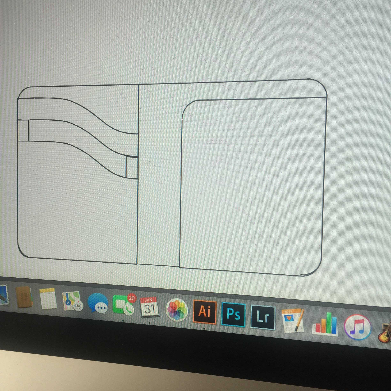 Illustrator Template 1