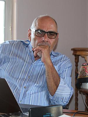 Jimmy Santiago Baca saturday luncheon speaker