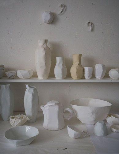 Ruth Gurvich porcelain
