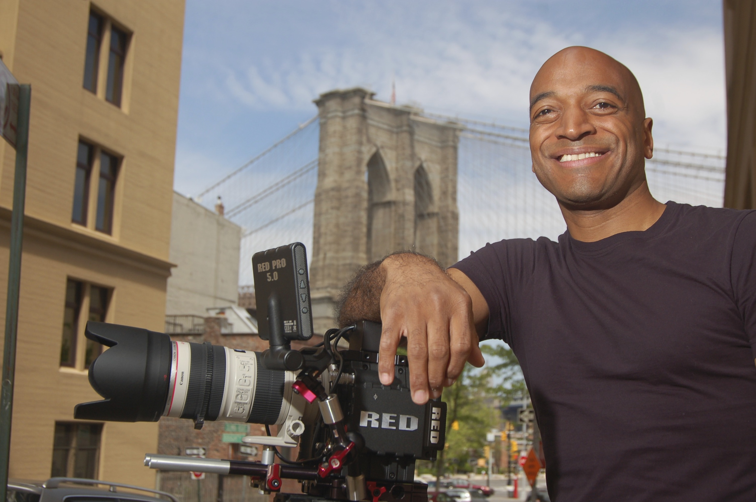 """""""My work is about embracing humanity. Whether I'm shooting a movie or acommercial, kids or adults, muppets or manatees, celebrities or everyday people — my job is to illuminate what's beautiful inside of us all."""""""