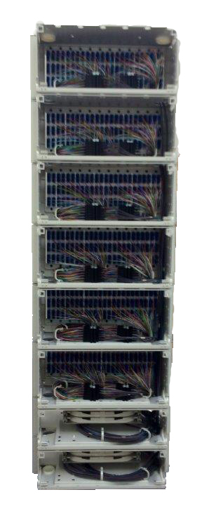 Back   Picture of an SC 864 Combination Shelf