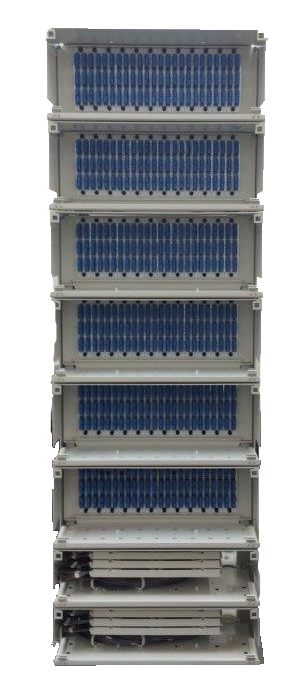 Front Picture of an SC 864 Combination Shelf