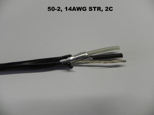 50-2, 14AWG STR, 2C