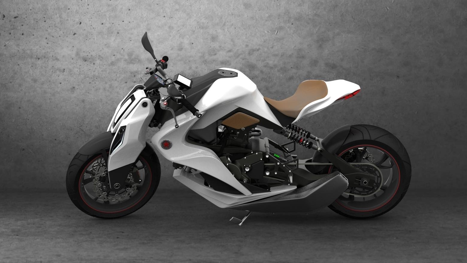 2015 Izh 750 Concept