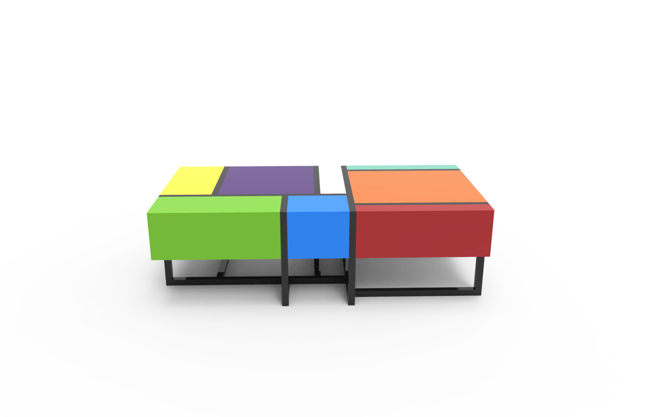 Lini Coffee Table