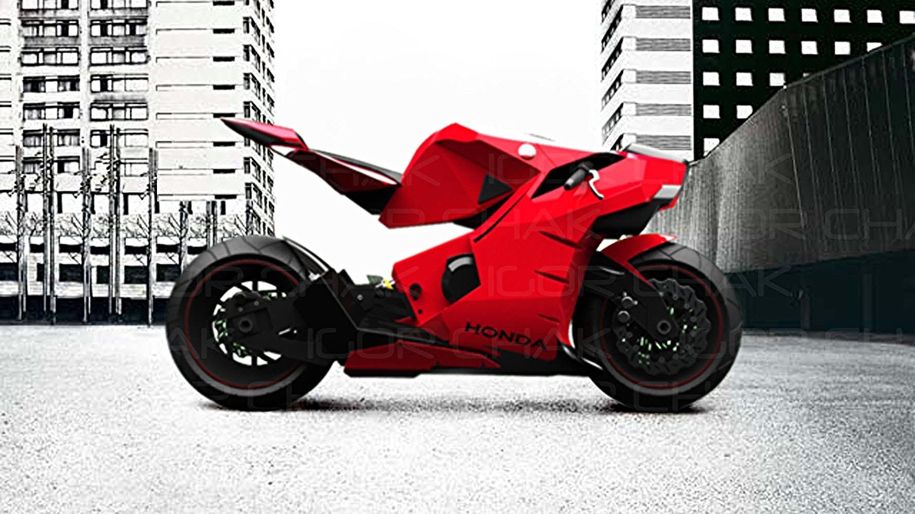 2015 Honda CB750 Concept