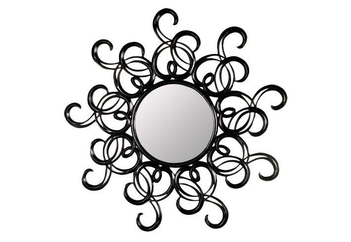 Mirror Sun Rays