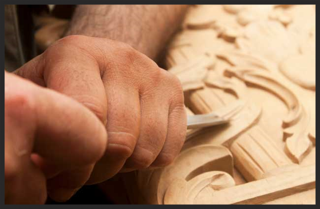 carving handmade