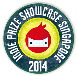 Velocibox is featured at Casual Connect Asia's Indie Prize Showcase Singapore 2014.