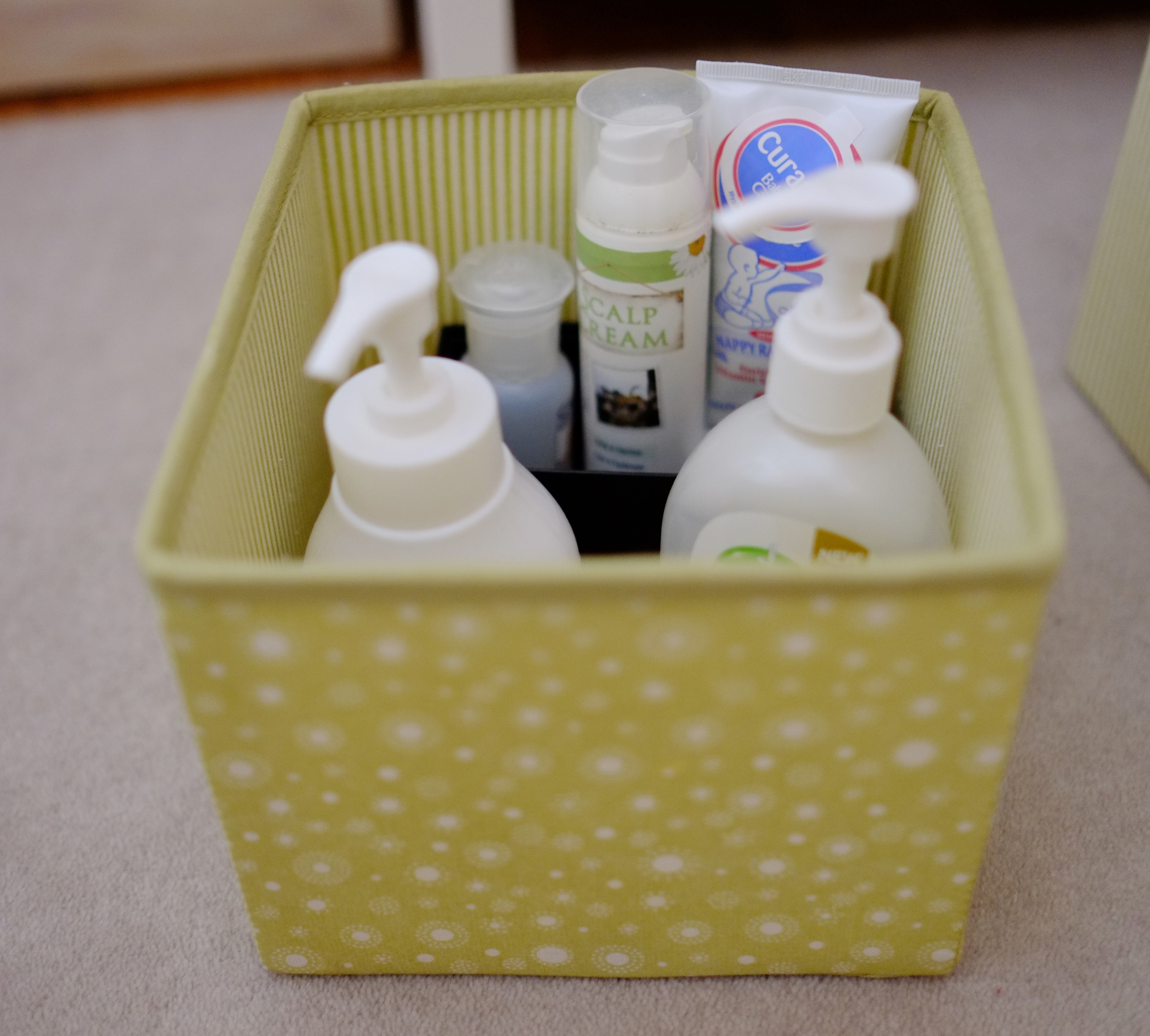 organised products