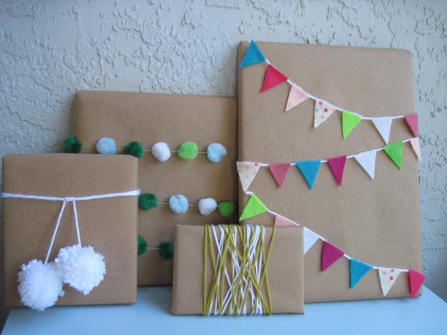 Fun Wrapping Ideas
