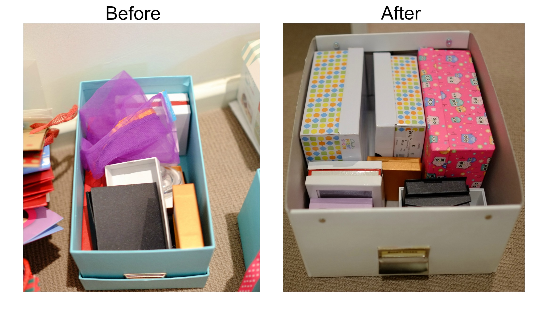 gift boxes organisation