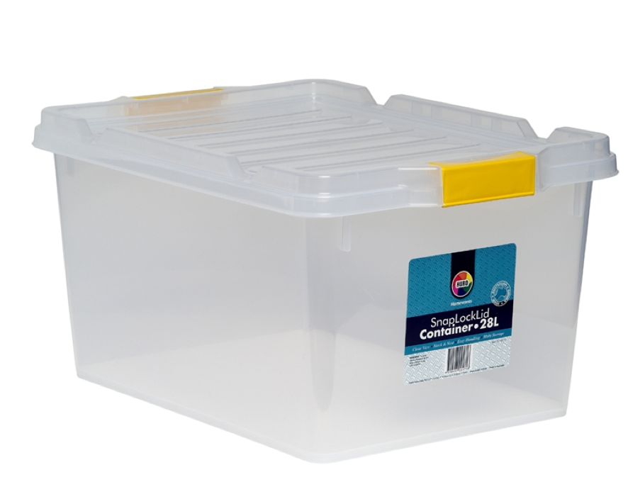 Bunnings Storage Box  - for Christmas decorations