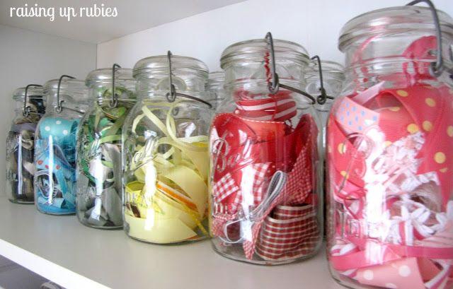 ribbon display