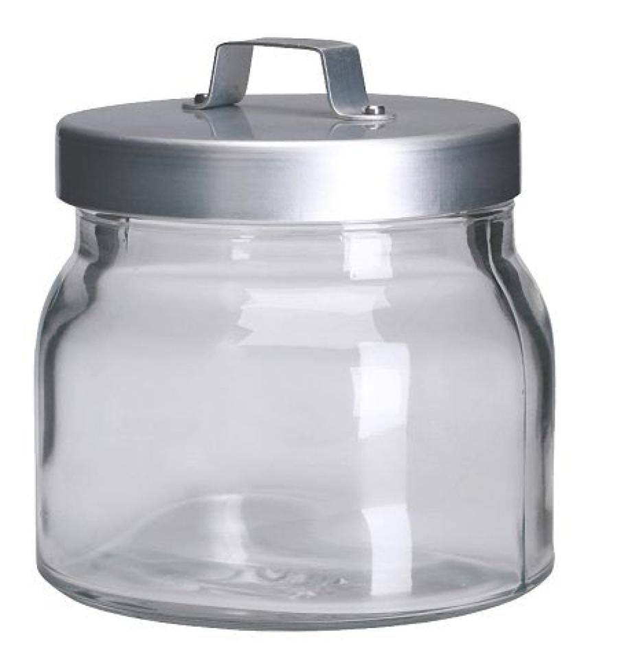 jar with lid