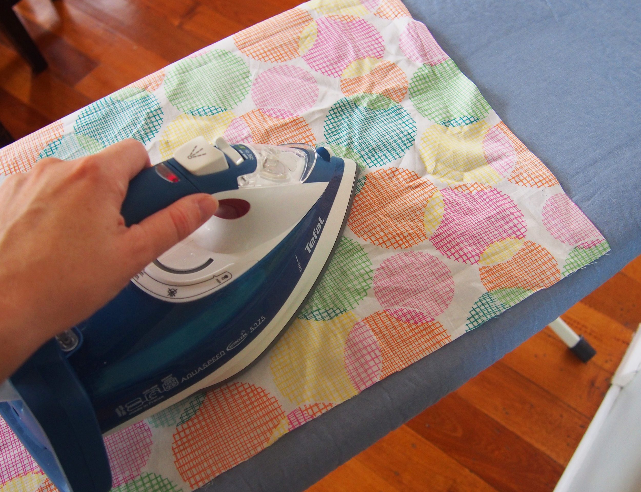 ironing material