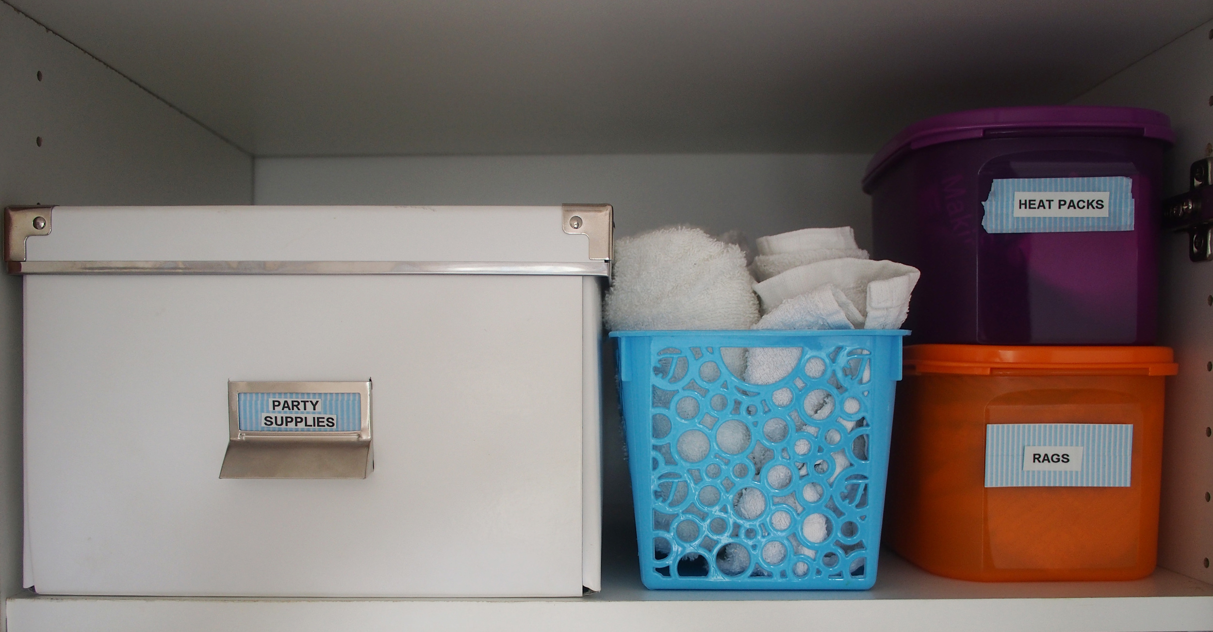 labels in the laundry