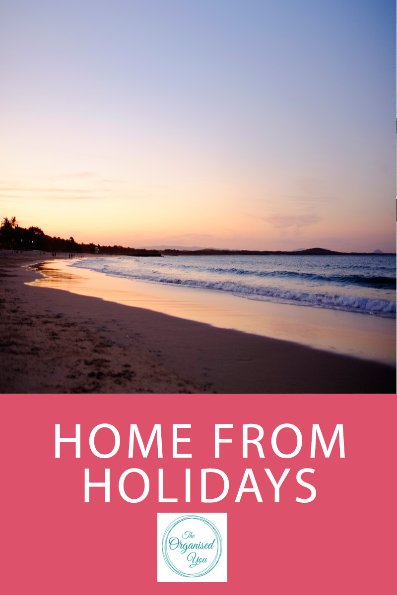 Home from holidays - it is so hard to come home from holidays to piles of laundry, grocery shopping to be done and trying to get back into the everyday routine of life. Click through to read about our family trip to Noosa, have you ever been before?