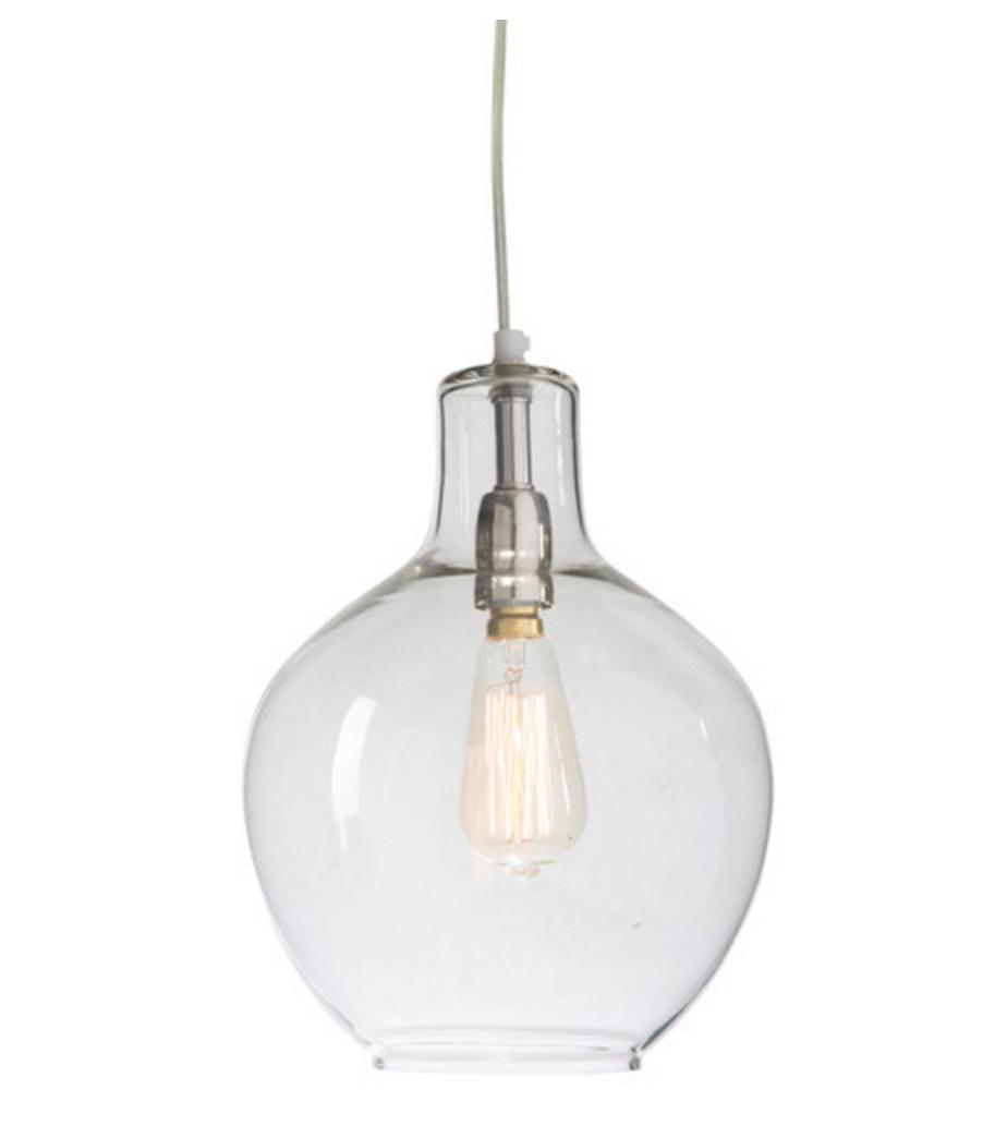Temple & Webster kitchen pendant lights