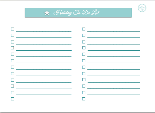Holiday to-do list The Organised You.jpg