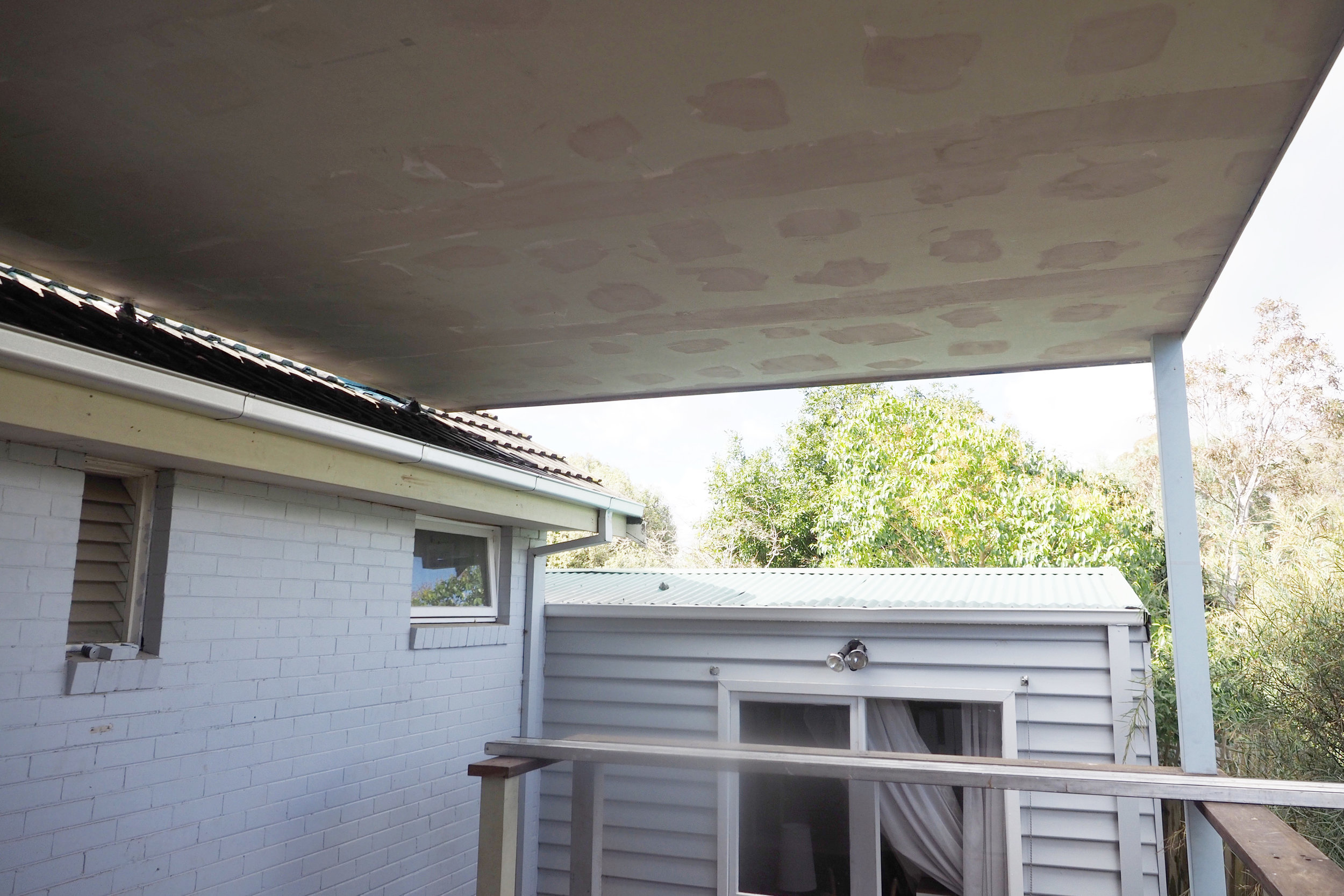 Exterior deck - The Organised You