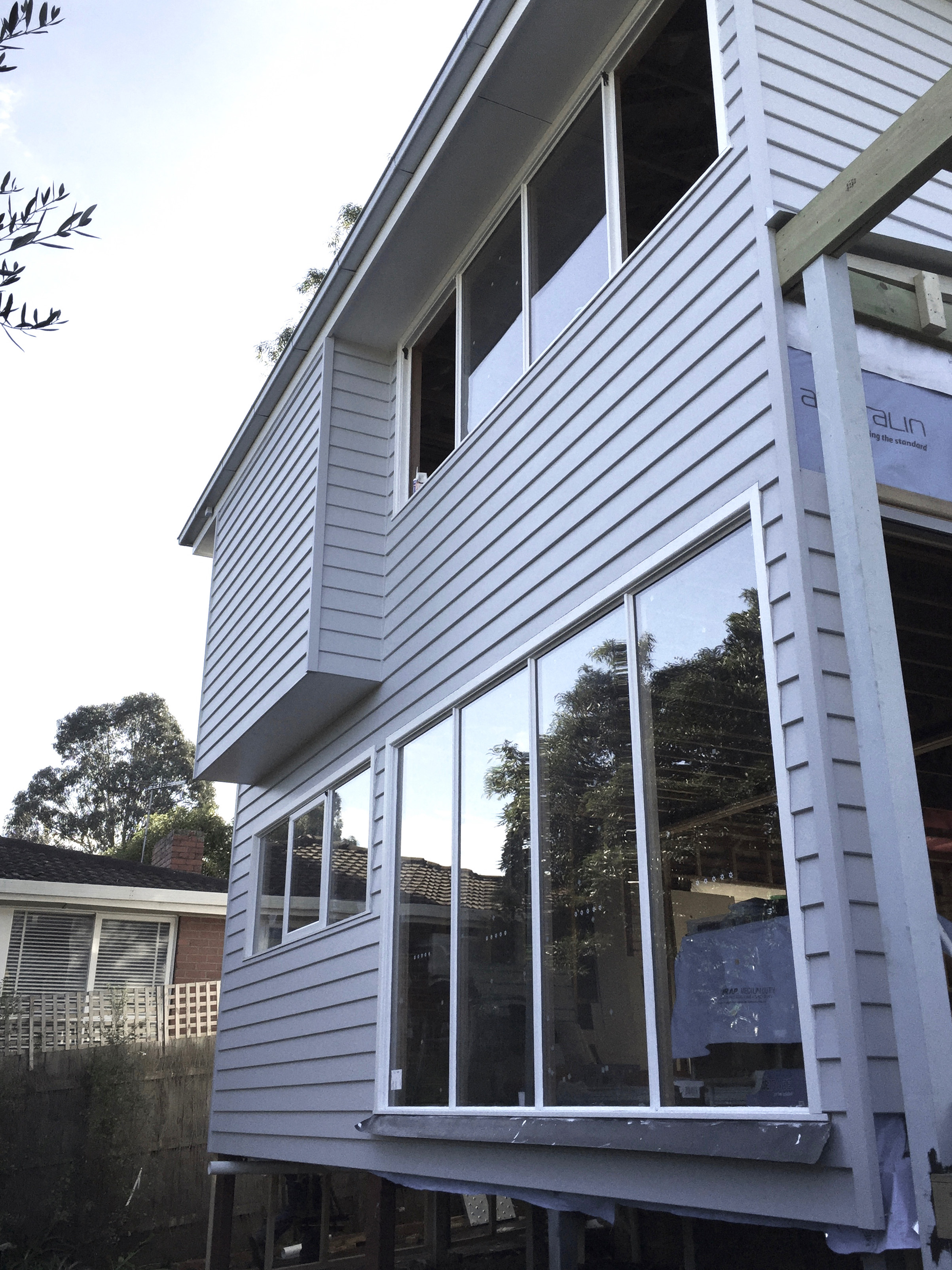 renovation exterior - The Organised You