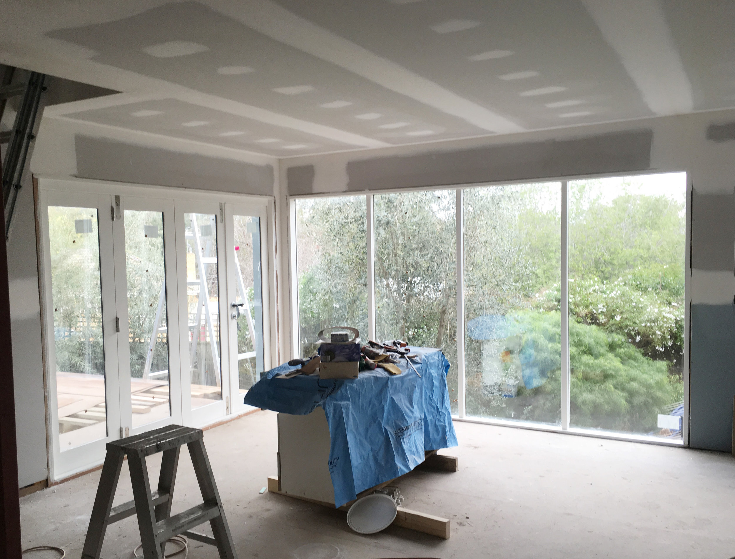 Windows in newly renovated home - The Organised You.