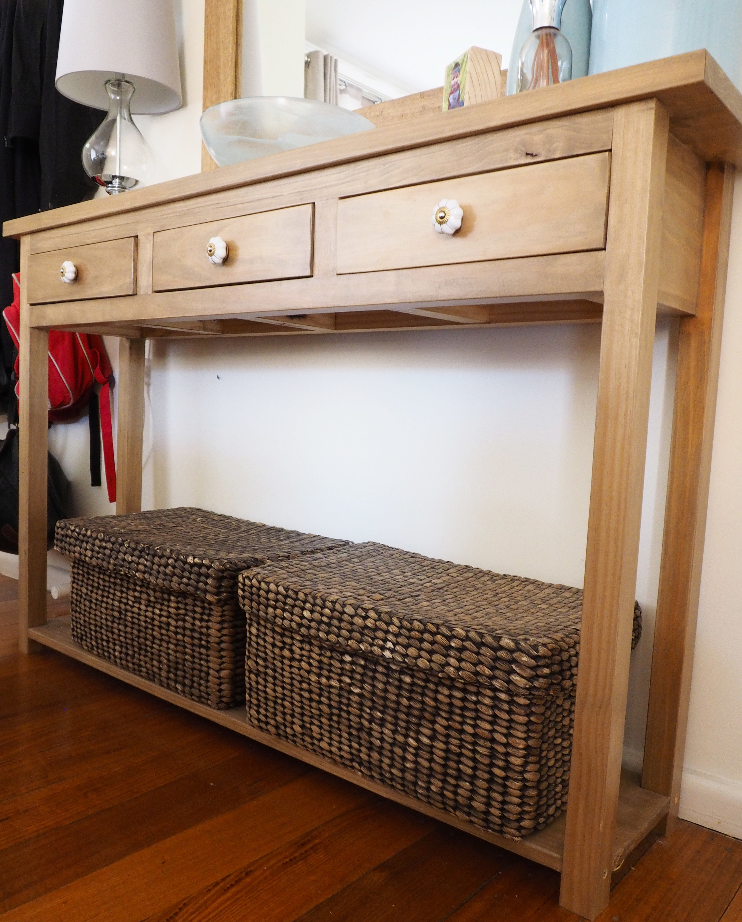 Storage baskets help to keep things organised and contain items - The Organised You