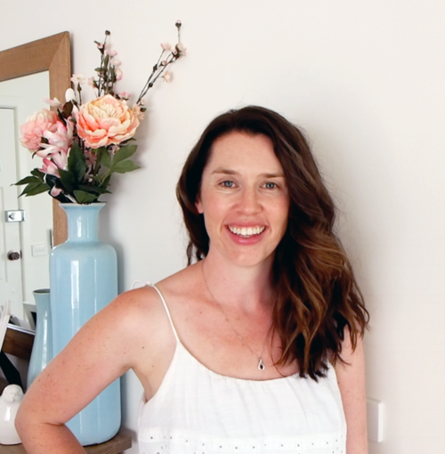 Jo Capicchiano - teacher, home organiser, life coach behind The Organised You