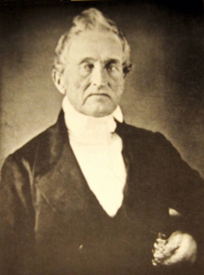 Lowell Bagley in 1849, age 65