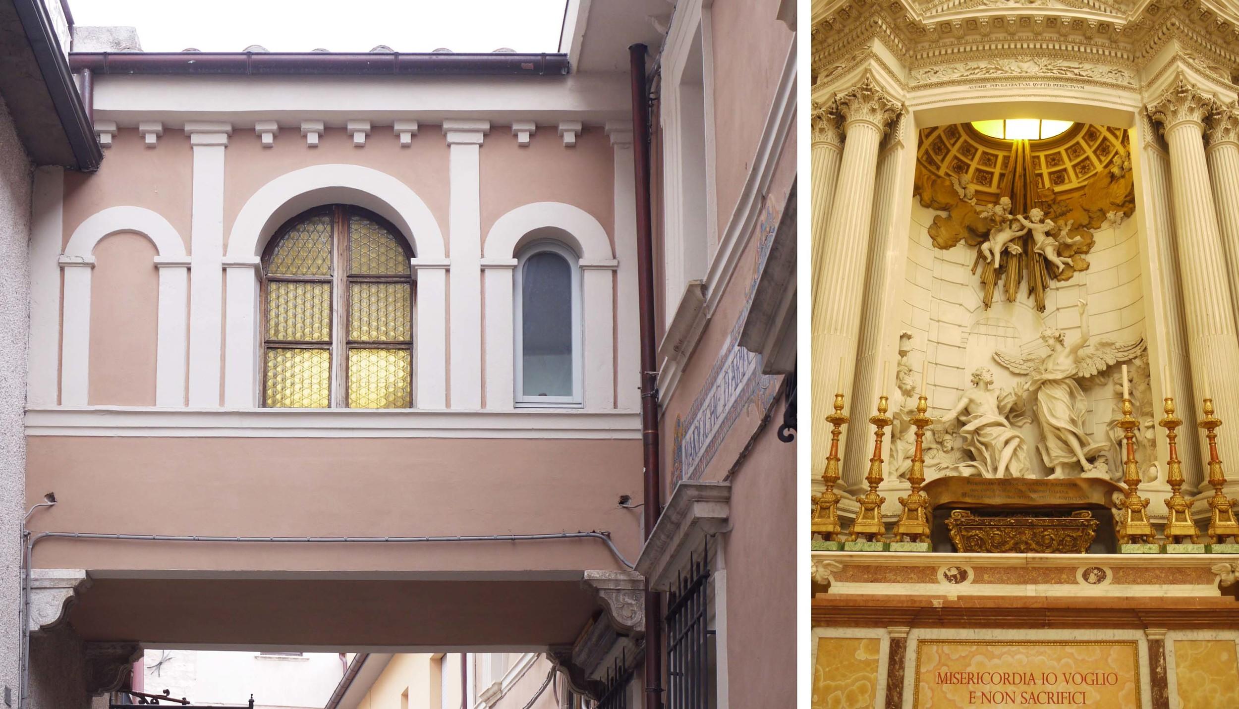 Gualdo Tanino                                                  Basilica of Santa Maria Degli Angeli