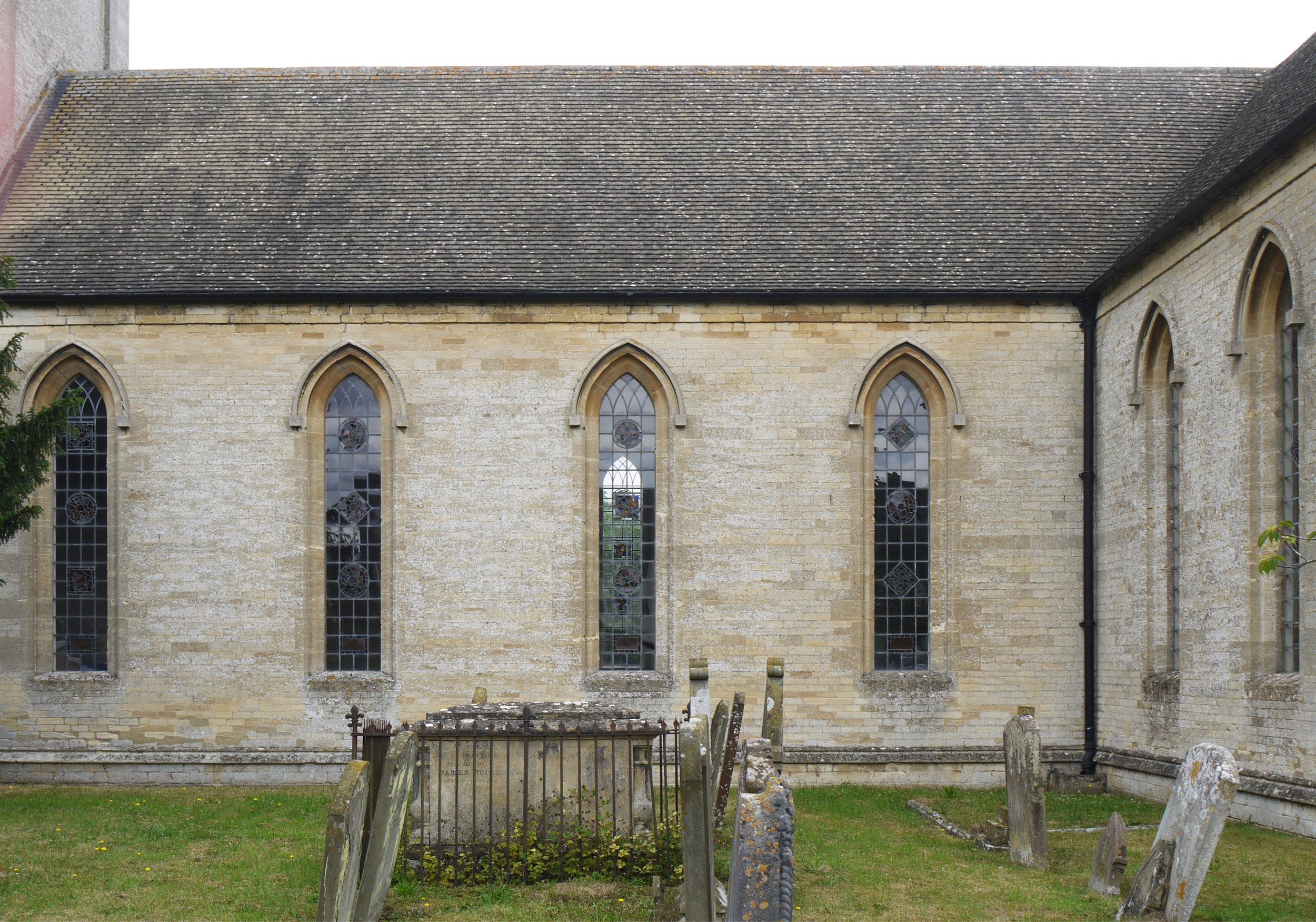 St. James, Aston, West Oxfordshire