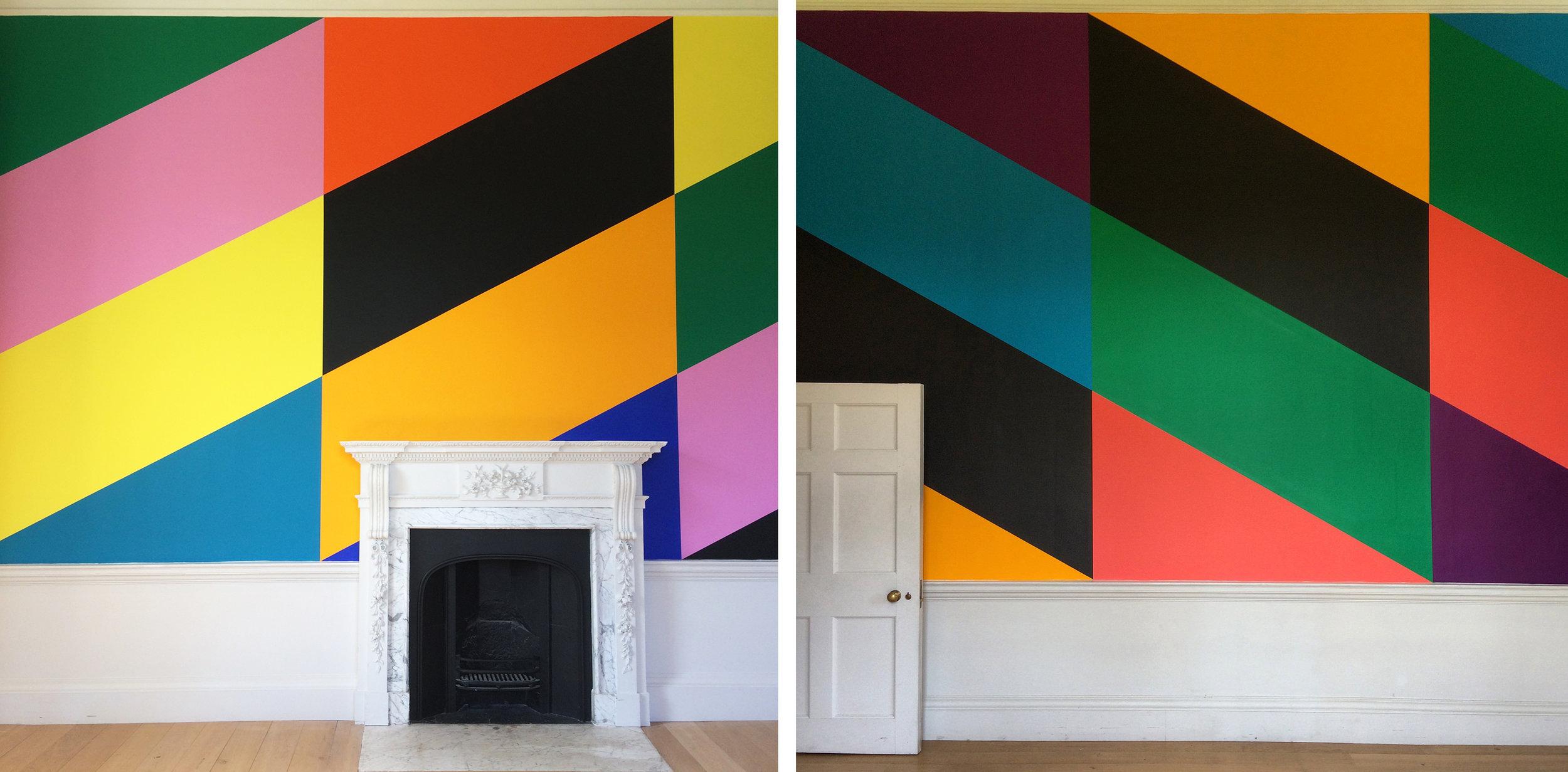 """Lothar Götz room in """"The Art of Perception"""""""