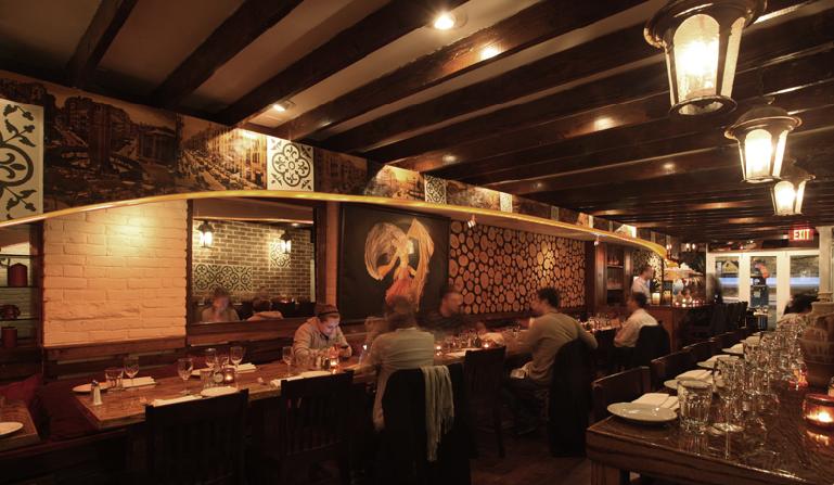 Lebanese Restaurant Nyc Eastern Mediterranean Nyc