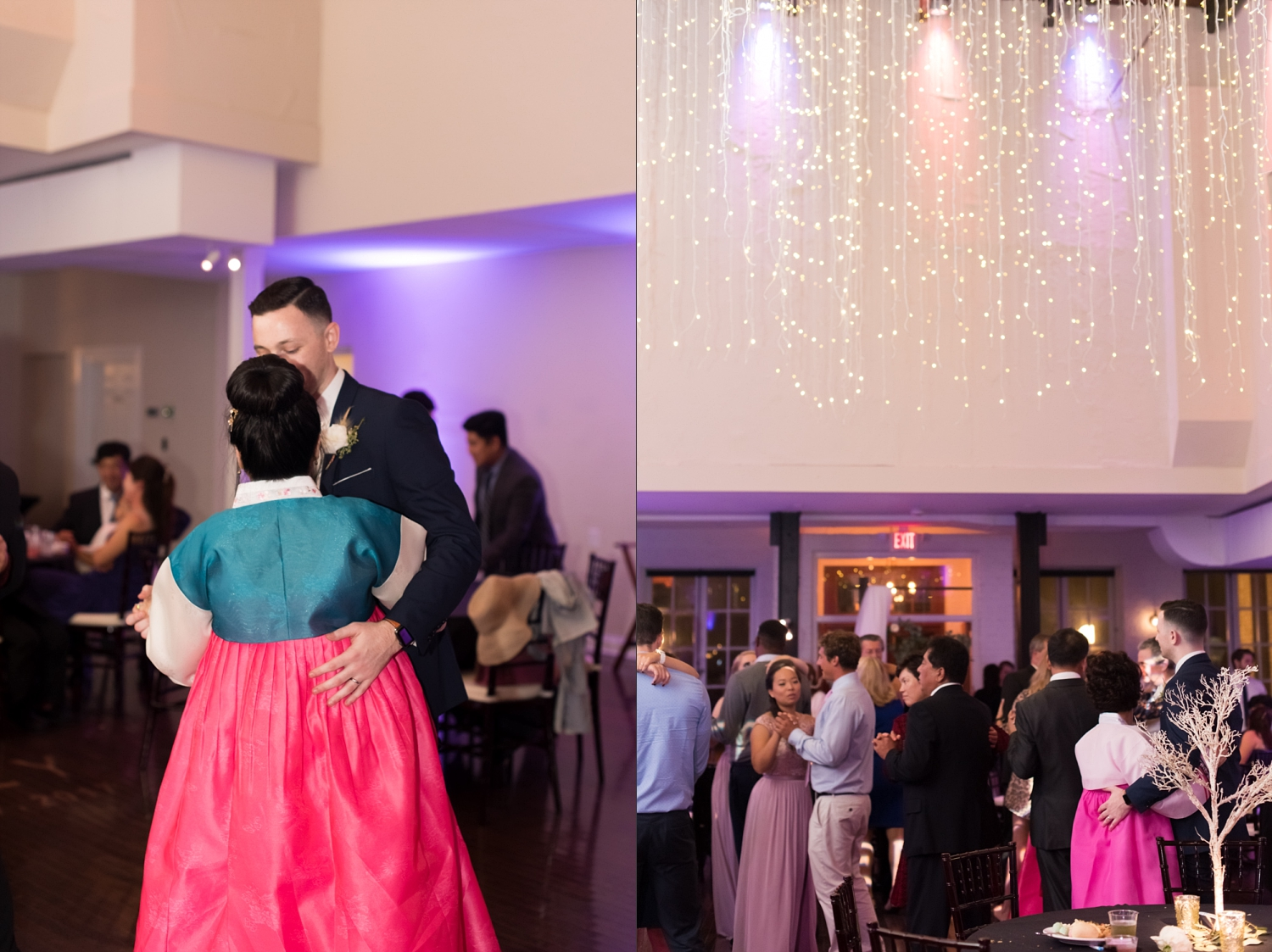 Rose Gold Wedding at Historic Post Office Virginia Harry Potter Themed Wedding-264_WEB.jpg