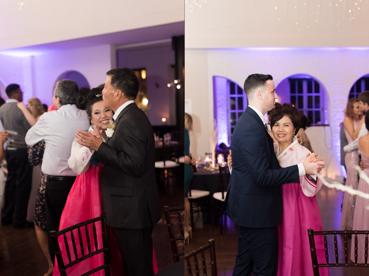 Rose Gold Wedding at Historic Post Office Virginia Harry Potter Themed Wedding-268_WEB.jpg