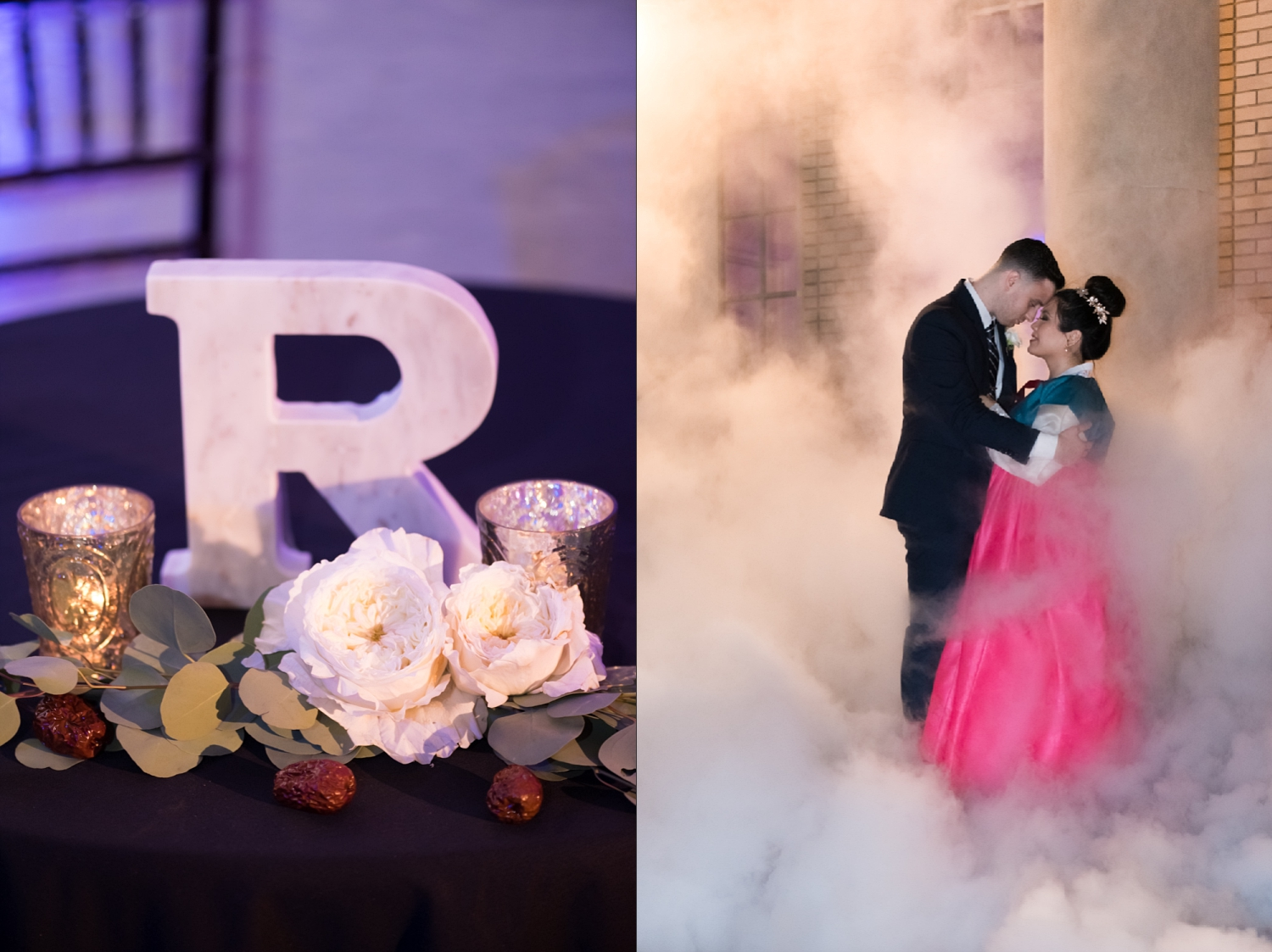 Rose Gold Wedding at Historic Post Office Virginia Harry Potter Themed Wedding-256_WEB.jpg