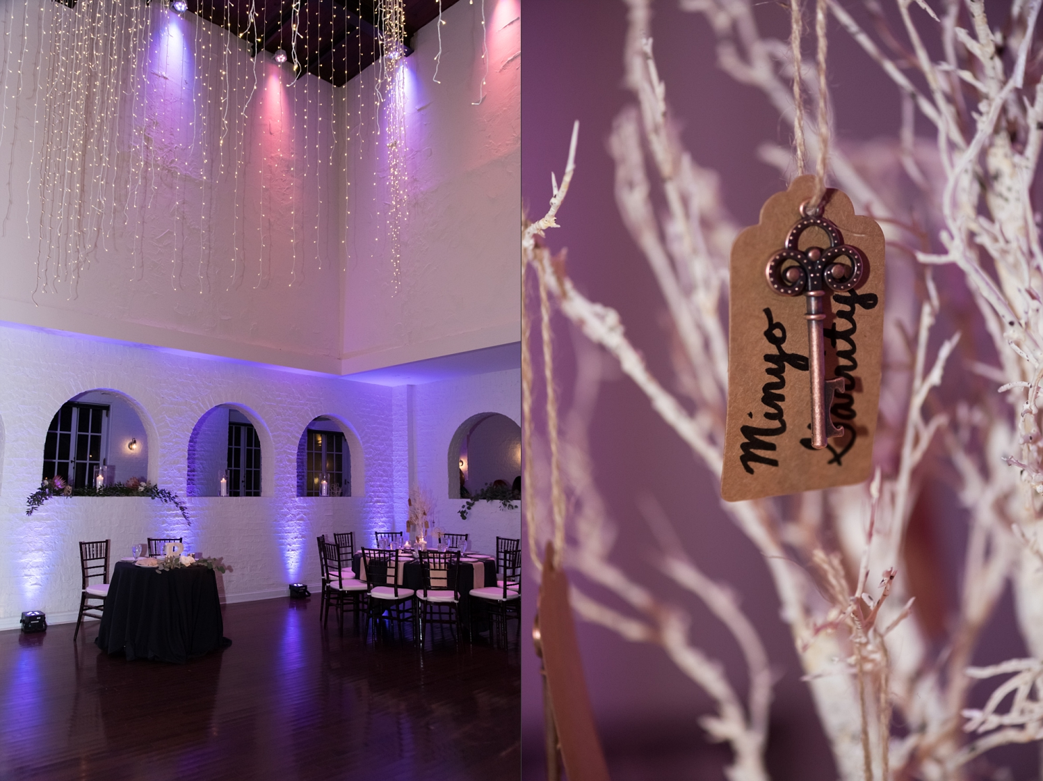 Rose Gold Wedding at Historic Post Office Virginia Harry Potter Themed Wedding-227_WEB.jpg