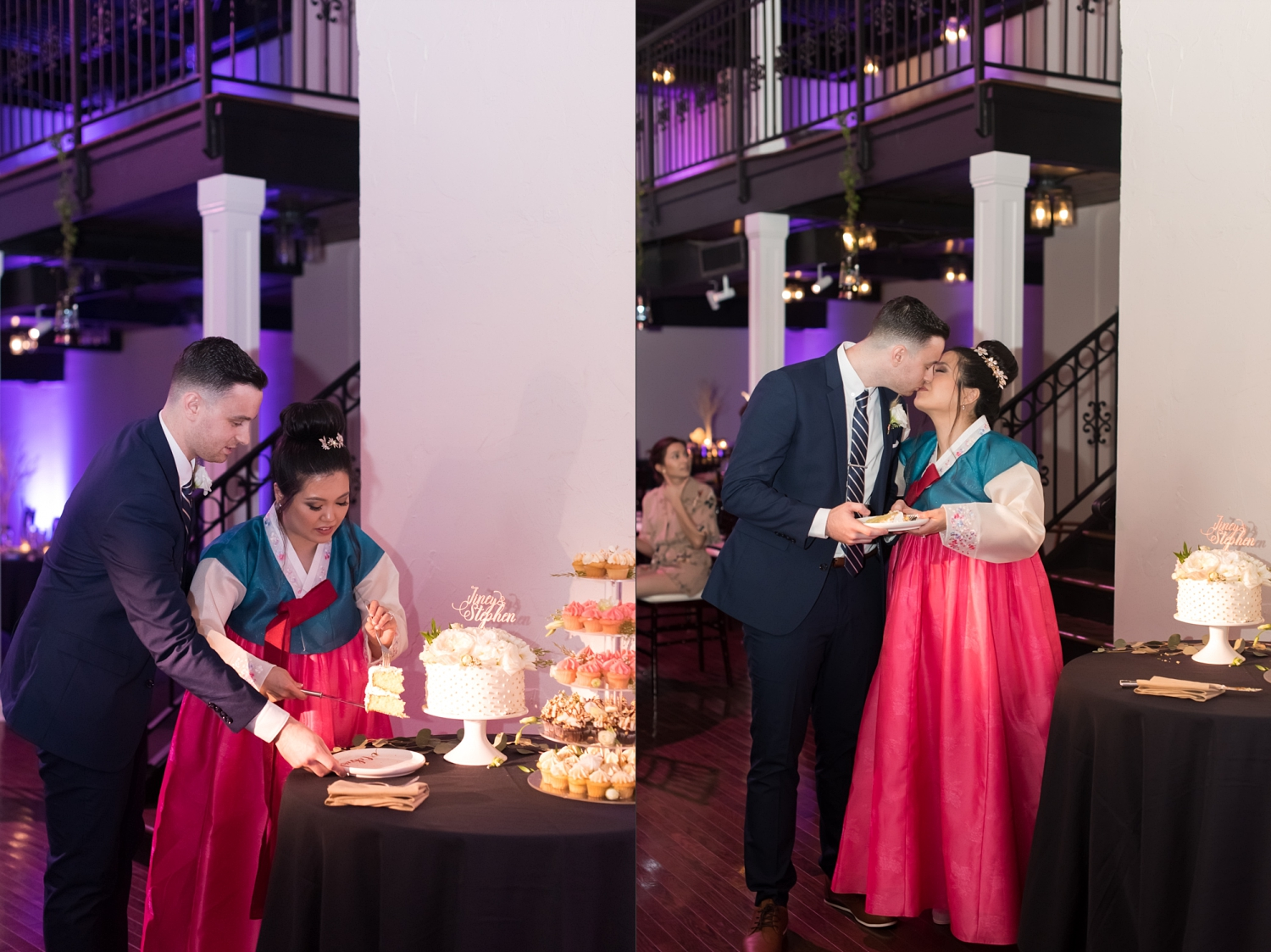 Rose Gold Wedding at Historic Post Office Virginia Harry Potter Themed Wedding-252_WEB.jpg