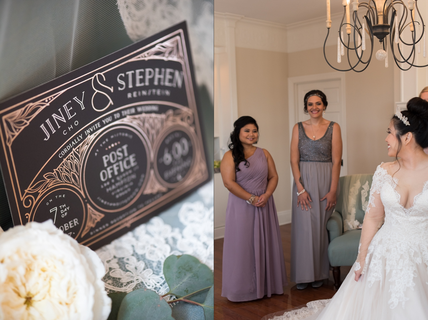 Rose Gold Wedding at Historic Post Office Virginia Harry Potter Themed Wedding-118_WEB.jpg