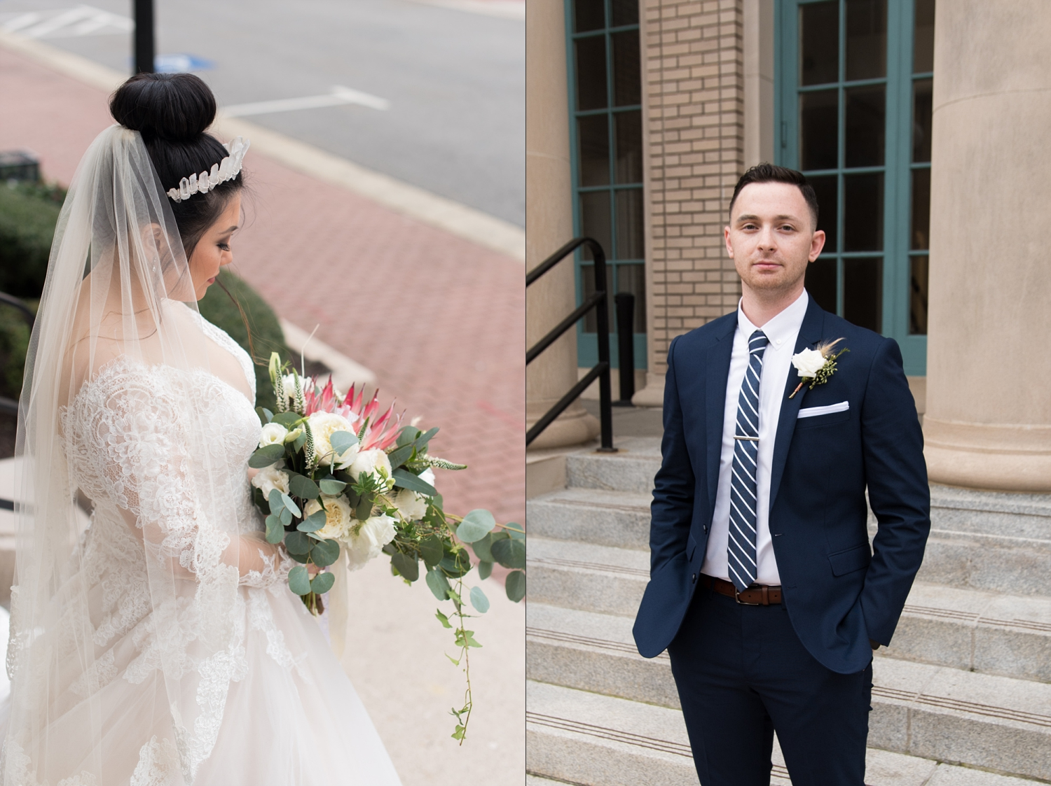 Rose Gold Wedding at Historic Post Office Virginia Harry Potter Themed Wedding-164_WEB.jpg