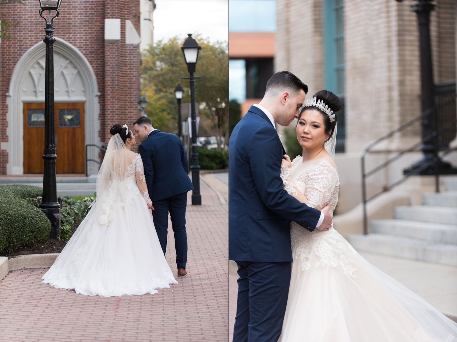 Rose Gold Wedding at Historic Post Office Virginia Harry Potter Themed Wedding-143_WEB.jpg