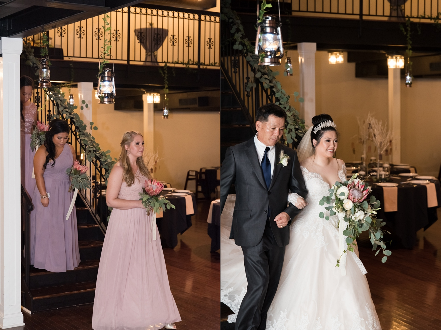 Rose Gold Wedding at Historic Post Office Virginia Harry Potter Themed Wedding-212_WEB.jpg