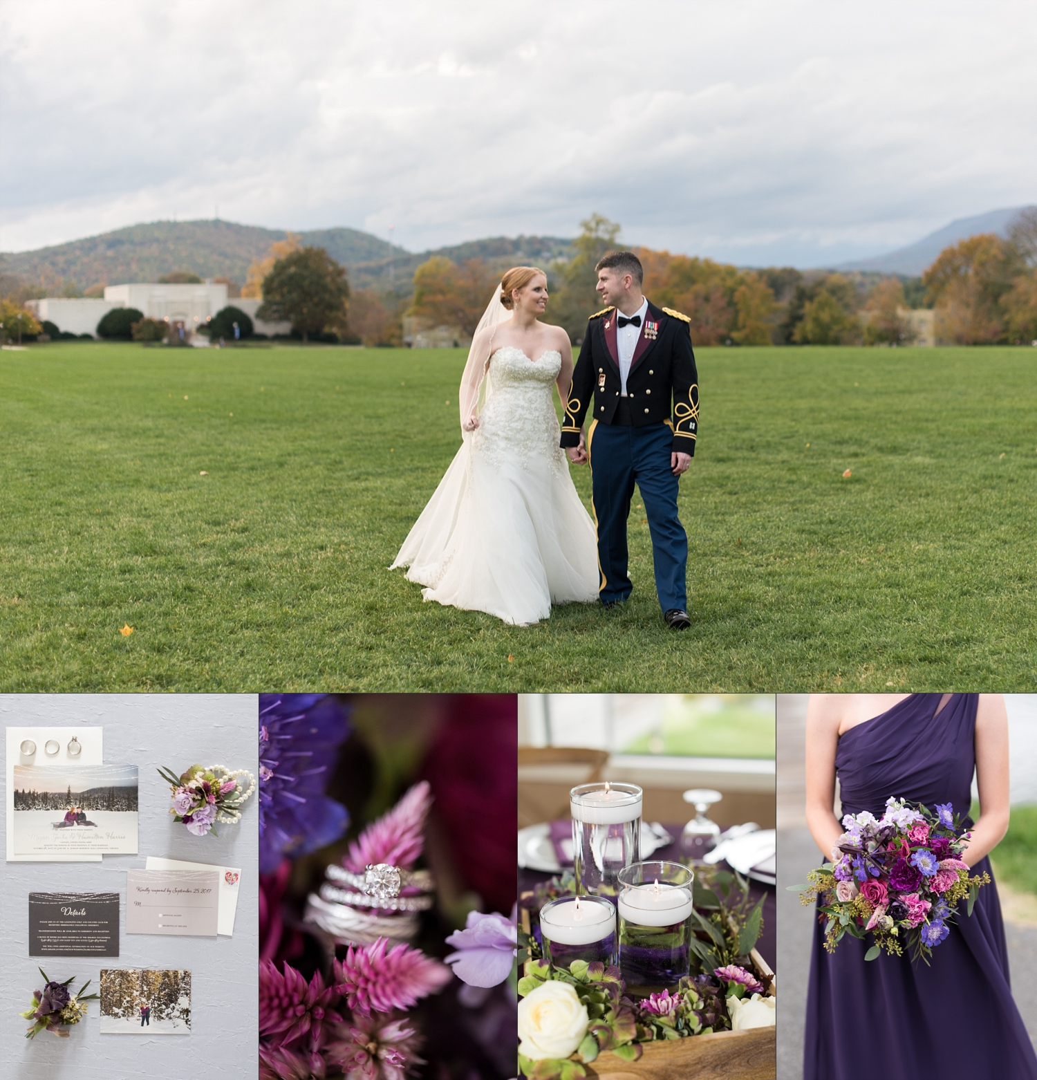 Purple Fall Wedding at VMI Lexington VA Destination Wedding-211_WEB.jpg
