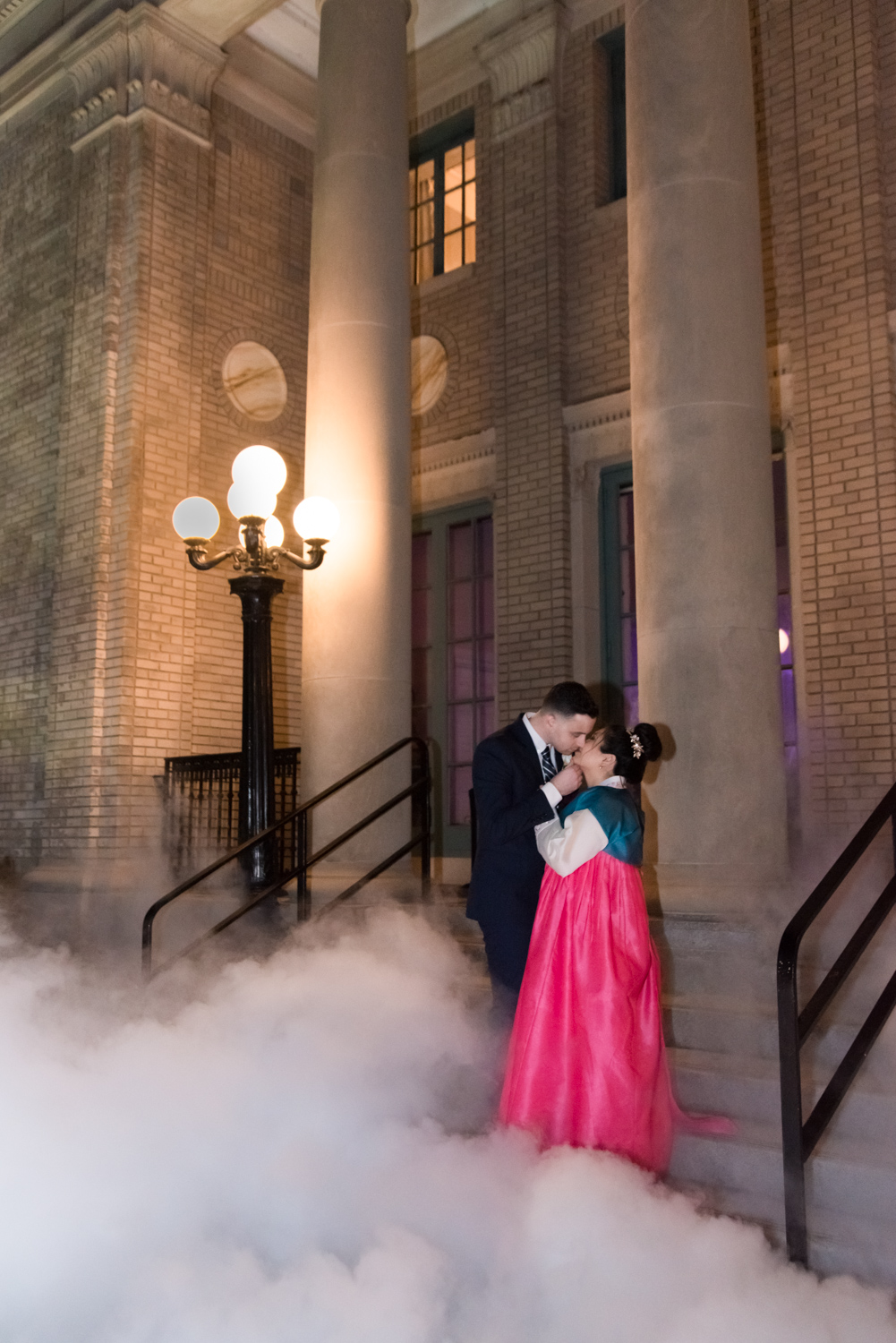 Rose Gold Wedding at Historic Post Office Virginia Harry Potter Themed Wedding-272.JPG