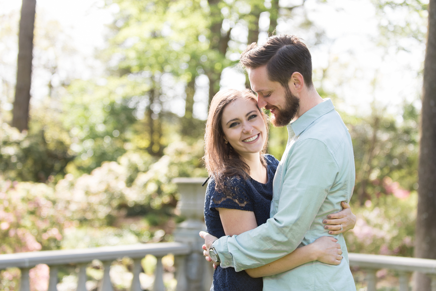 Spring Engagement Session at Norfolk Botanical Garden-114.jpg