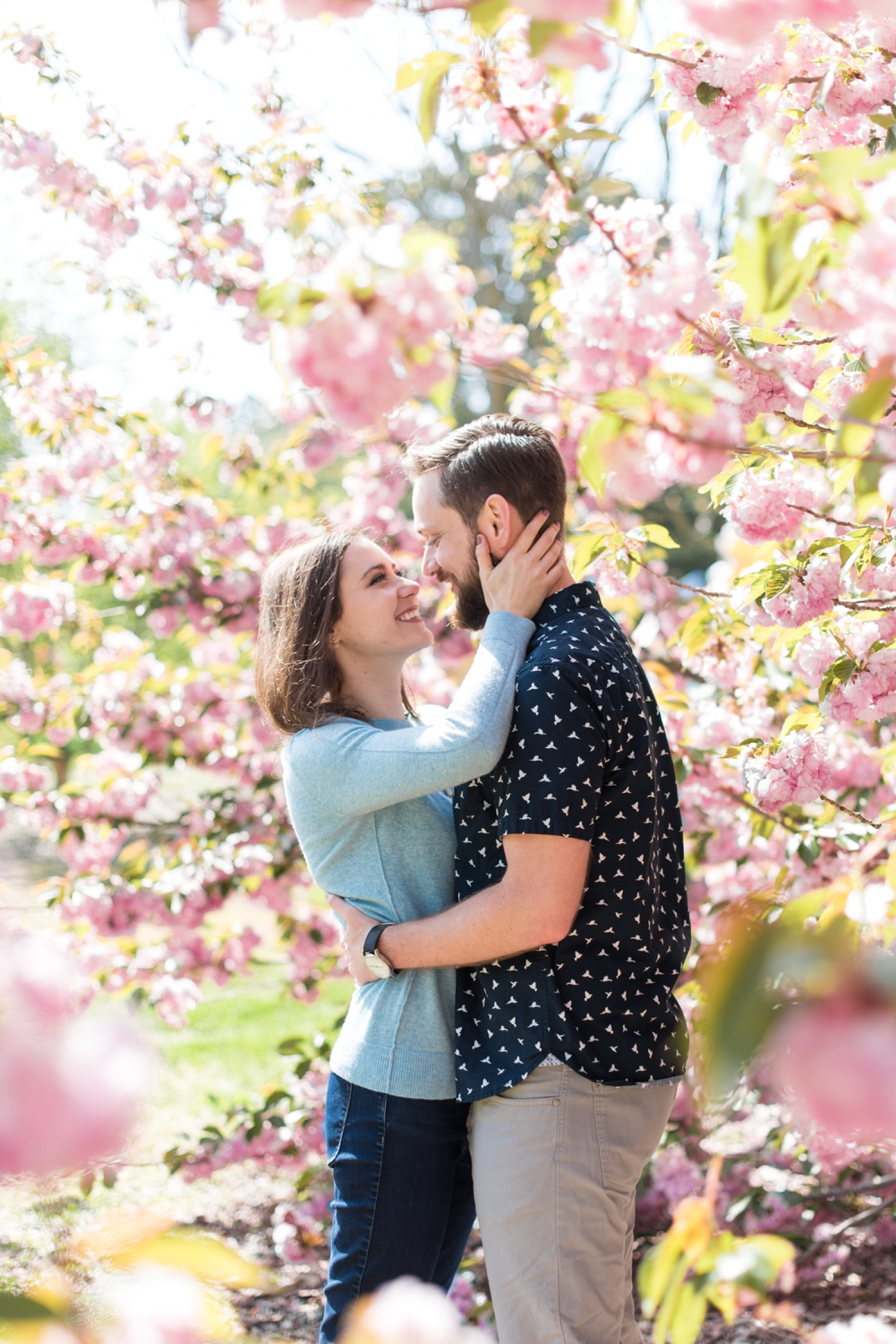 Cherry Blossom Engagement Session at Norfolk Botanical Garden-113_WEB.jpg