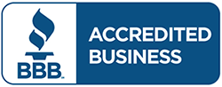 BBB accredited business with an A rating.