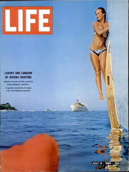 Life Magazine, 1965.